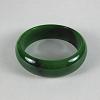 Nephrite Jasper Bracelet Widen Jasper Floating Black Bracelet Jade Delicate Quality