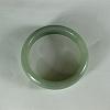 Green White Jade Bracelet