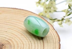 Wonderful Scattered Flower Jade Pendant