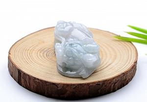 Wonderful Jade Pixiu Pendant